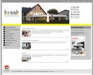 Bild Webseite  Versmold