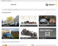 Website Hans Voß Automobile