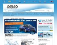 Dello Neuwagen Gebrauchte in Norddeutschland kaufen DELLO ist Ihr Mehrmarkenh?ndler vor Ort