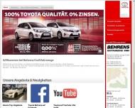 Bild Behrens-Kraftfahrzeuge GmbH