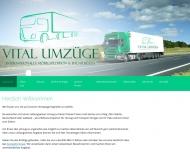 Website Vital Umzüge