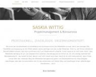 Bild Saskia Wittig Projektmanagement & Büroservice