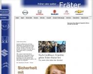 Bild Autohaus Fräter GmbH