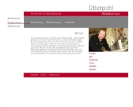 Website Otterpohl Möbelservice
