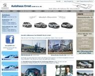 Bild Peugeot Dieter Ernst e.K. Autohandel