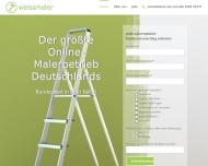 Website Weissmaler