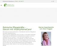 Bild VitalityHomecare