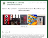 Bild Blower Door Service Karlsruhe