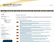 Bild MICRO - METAKIT GmbH Eisenbahnmodelle