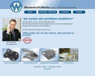 Bild Wiedenhoff & Wirths Stanz- und Umformtechnik GmbH & Co. KG
