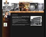 Bild MGM Metall-Giesserei-Mannheim GmbH