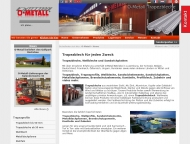 Bild Webseite  Dahmetal