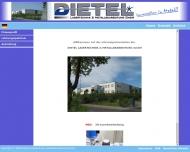 Bild Dietel Lasertechnik & Metallbearbeitung GmbH