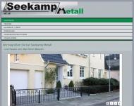 Bild Seekamp Metallverarbeitung GmbH