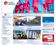 Bild MESSE BREMEN WFB Wirtschaftsförderung Bremen GmbH