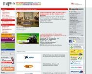 Bild Webseite Messe- u. Veranstaltungsges. Magdeburg Magdeburg
