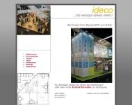 Bild IDECO Gesellschaft für Messestandsplanung und -ausführung m.b.H. Essen