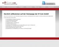 Bild IF-Com GmbH IT-Dienstleistungen