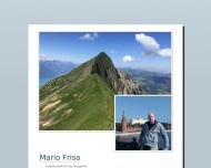 Website Mario Friso - Kochkunst