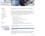 Bild Prospitalia GmbH Science Park II - Einkaufsdienstleister für den Klinikbedarf