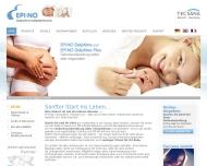 Bild Webseite Tecsana München