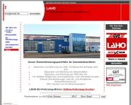 Website Laho Kfz-Reparaturdienst