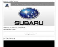 L?bkemann + Benthe GmbH Subaru Bremen