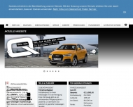 Bild Webseite Autohaus Brandt Bremen