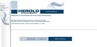 Bild Herold Maschinenbau GmbH