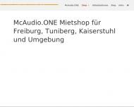 Bild McAudio.ONE | Freiburg im Breisgau