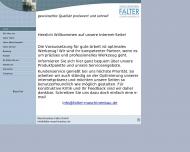 Bild Maschinenbau Falter GmbH