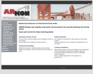 Bild ARKON Konstruktionen und Maschinenvertriebs GmbH