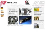 Bild Anton Fries Maschinenbau GmbH