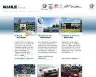Bild Autohaus Kahle KG, VW Vertragshändler