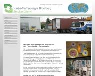 Willkommen bei Harbs Holzbearbeitungsmaschinen