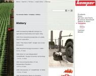 Bild Maschinenfabrik Kemper GmbH & Co. KG