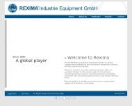 Bild Rexima Industrie Equipment GmbH