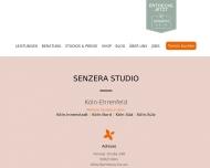 Bild Webseite Senzera - Waxing, Sugaring & Kosmetikstudio in Köln-Ehrenfeld Köln