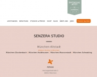 Bild Webseite Senzera - Waxing, Sugaring & Kosmetikstudio in München-Altstadt München