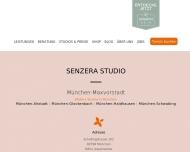 Bild Webseite Senzera - Waxing, Sugaring & Kosmetikstudio in München-Maxvorstadt München