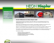 Bild Neon Hiepler GmbH