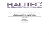 Bild HALITEC Hamburger Handelsgesellschaft für Licht und Technik mbH