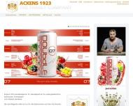 Bild Webseite Bertram-Ackens Aachen