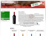 Bild Webseite TEK-AL Ges. zur Herstellung und zum Vertrieb von Genuß- und Nahrungsmitteln Köln
