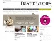 Bild Webseite FrischeParadies Moll Stuttgart