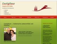 Bild Webseite Castiglione Köln