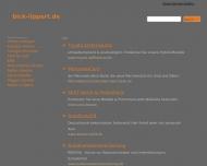Bild Webseite  Bebra