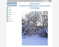 Benstein GmbH Land- und Industriemaschinen - Home