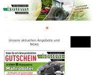 Bild Webseite Kastens Wilhelm Borstel