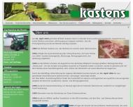 Website Kastens Wilhelm